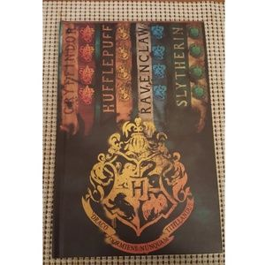 Harry Potter Ruled Notebook